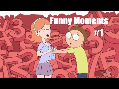 Rick and Morty Funny Moments #1
