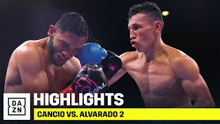 HIGHLIGHTS | Andrew Cancio vs. Rene Alvarado 2