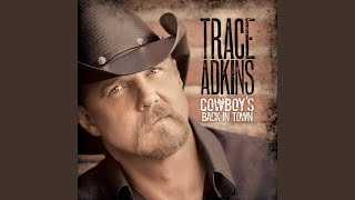 Trace Adkins Between The Rainbows And The Rain
