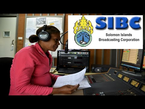 SDR - Solomon Islands Broadcasting Commission 5,020 Khz