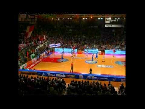 Cimberio Varese vs. Banco di Sardegna Sassari (LegaBasket A # 8a Giornata # 18/11/12)
