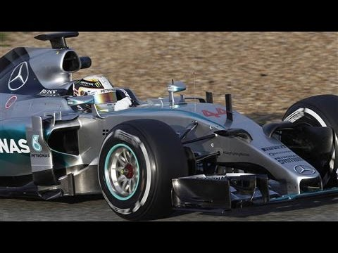 Five Things to Know for Formula 1's 2015 Season