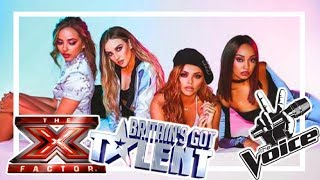 Download Lagu People Singing Little Mix Songs On TALENT SHOWS | {Got Talent, The Voice, The X Factor} Gratis STAFABAND