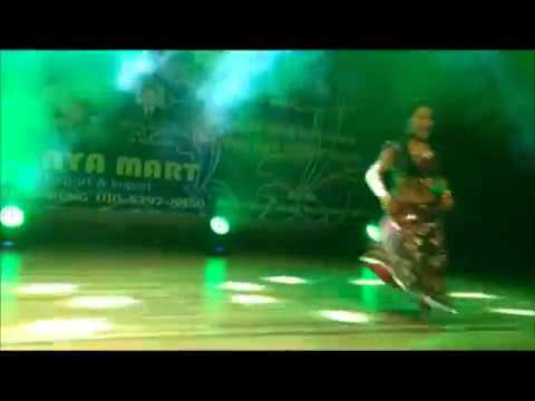 parbati rai dancing at out country