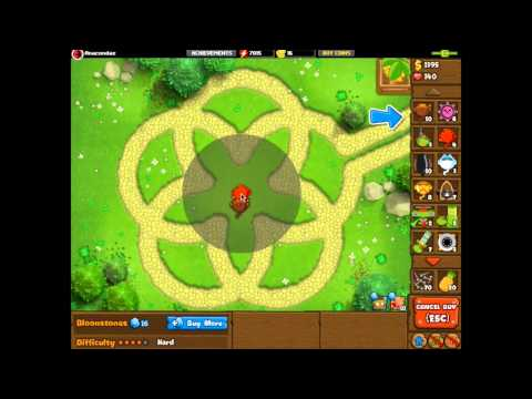 Bloons Monkey City New Update: Hardcore Mode!