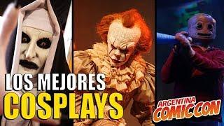 ARGENTINA COMIC CON 2018 - Los mejores cosplays!