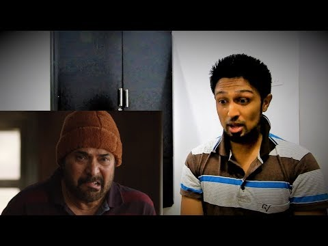 Peranbu - Official First Teaser | பேரன்பு | Mammootty, Anjali | REACTION