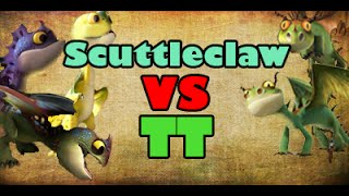 Scuttleclaw Group vs Terrible Terror Herd