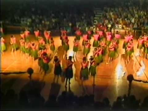 1984 Punahou School Holoku Pageant