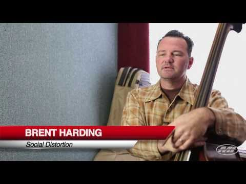 Musicians Institute Features Social Distortion's Brent Harding on the Art of Upright Bass