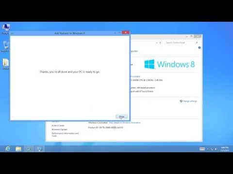 How To Activate Windows 8 with WMC Permanently [HD]