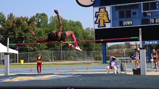 Morgan Smalls Is The Fourth Best High Jumper Of All Time