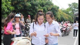 Sơn La: Nữ sinh thi thử được 1,2 điểm, thi thật được 10 điểm