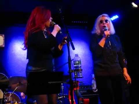 KATE PIERSON w/ DEBBIE HARRY --