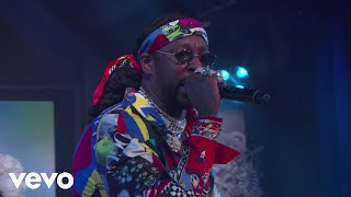 2 Chainz - Proud (Live From Jimmy Kimmel Live!) ft. YG