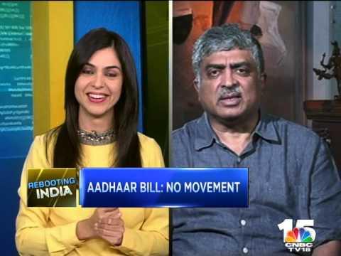 Nandan Nilekani in conversation with Shereen Bhan (Seg 1)