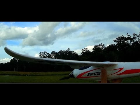 150330 1 Spirit at Phoenix   Post rectification test flight
