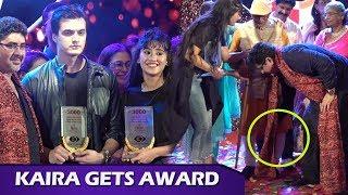 Shivangi \u0026 Mohsin Awarded, Rajan Shahi Counts KAIRA As Blessings \u0026 Lucky Charm | YRKKH 3000 Episodes