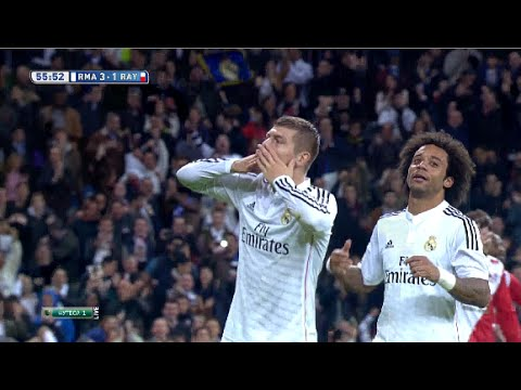 Toni Kroos vs Rayo Vallecano (H) 14-15 720p HD