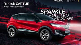 All New Renault Captur at Khivraj Renault   Chennai & Puducherry
