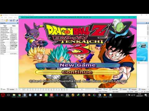 (res3.unk)TUTORIAL camaras character reference Dragon Ball Z Budokai Tenkaichi 3 MOD