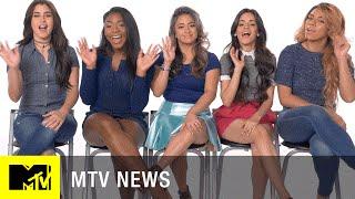 #FallStyle w/ Fifth Harmony | Hiding Dirty Hair | MTV