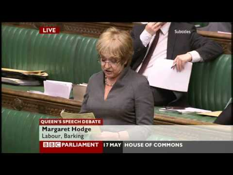 Margaret Hodge  Barking