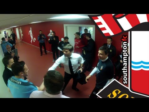 Matchday Uncovered - Southampton vs West Ham 2012-13