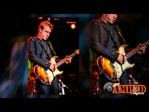 GetAMPED Feature Interview with Kenny Wayne Shepherd