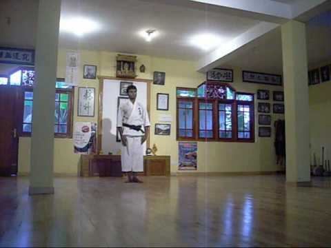 Pinan Kata 1-5 - Okinawa Shorin Ryu Karate-do KYUDOKAN
