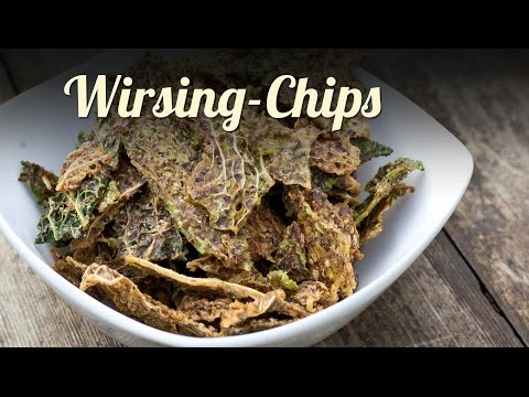 Winter | Wirsing Chips Im Test, VEGAN | ROHKOST