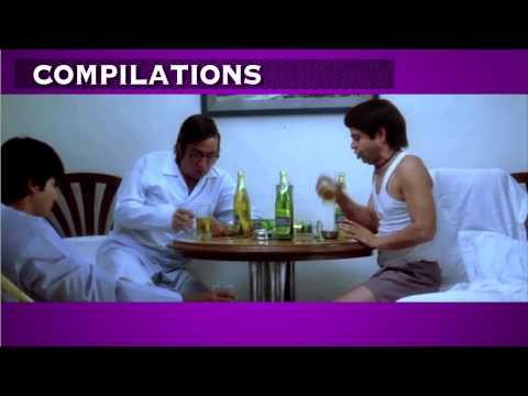 Shahid Kapoor, Shakti Kapoor & Rajpal Yadav Drunk - Chup Chup Ke video