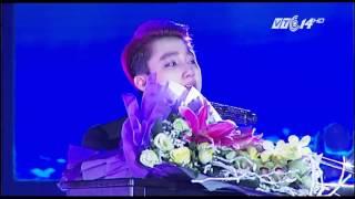 VTC14   Sơn Tùng MTP hồn nhiên và tình cảm chinh phục khán giả Hà Nội