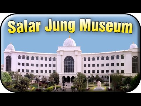 Salar Jung Museum | The History of Hyderabad | India