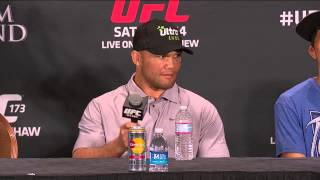 UFC 173: Post-fight Press Conference