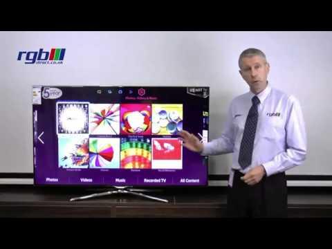 Samsung F6500 Review   UE55F6500, UE46F6500, UE40F6500, Smart 3D LED TV   RGB Direct