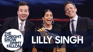 Lilly Singh Spills the Tea About Her New NBC Late-Night Show