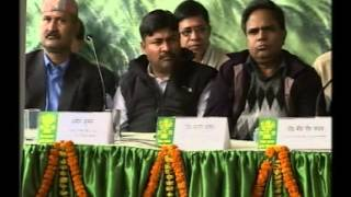 . SONPUR MELA CROP SEMINAR DATE OF TELECAST 13.12.13 SECOND PART