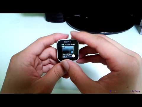 소니 스마트워치 MN2 리뷰 : Sony SmartWatch MN2 review