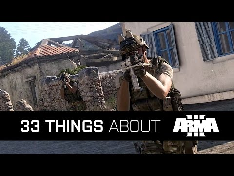 Arma 3 Trailer Touts the Game's Best Assets