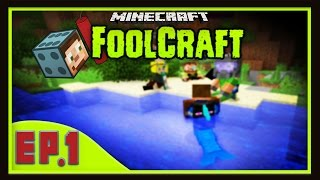 Modded Minecraft - FoolCraft Part 1: Best ModPack Ever?