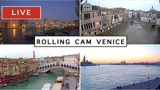 Rolling Cam Venice - The most beautiful Live Cam in Venice Italy