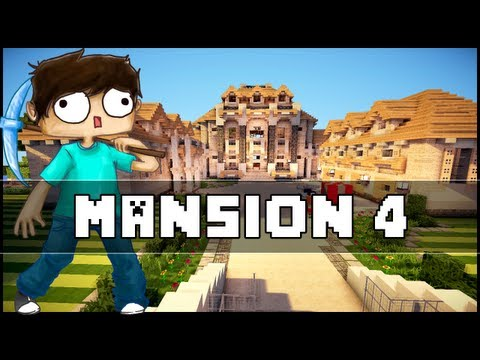 Minecraft - Mansion 4