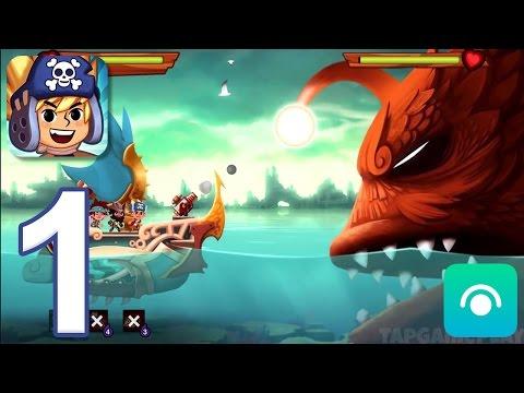 Pirate Power - Gameplay Walkthrough Part 1 (iOS)