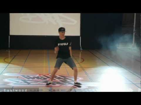 Ian Eastwood make It Nasty By Tyga (show) | After Drop 2012 video