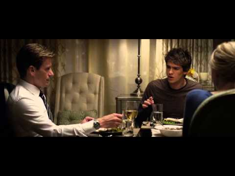 The Amazing Spider-Man - Funny Dinner Scene