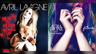 Watch Avril Lavigne Friends video