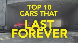 Top 10 Cars Owners Keep for 15 Years or More | Cars That Just Don't Die