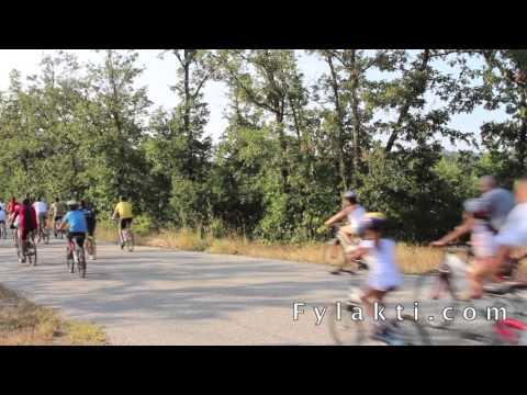 Εκίννηση 9ου ποδηλατικoύ γύρου της Λίμνης Πλαστήρα 2014 - Fylakti.com
