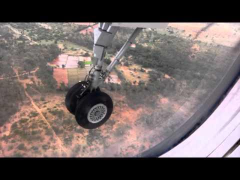 Spicejet Landing  2014-07-18